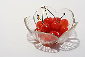 サクランボ、さくらんぼ、桜桃サムネイル