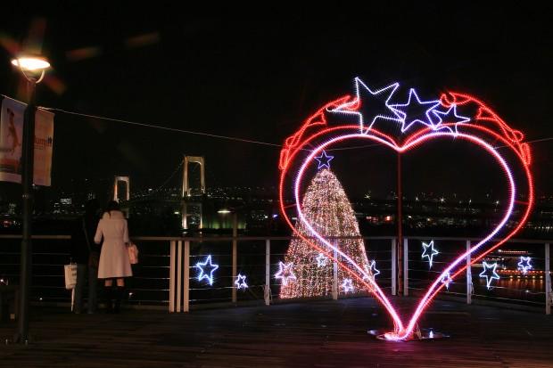 お台場クリスマス(Xmas)イルミネーション025