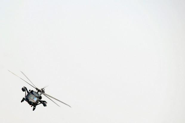 輸送ヘリコプター無料写真素材010