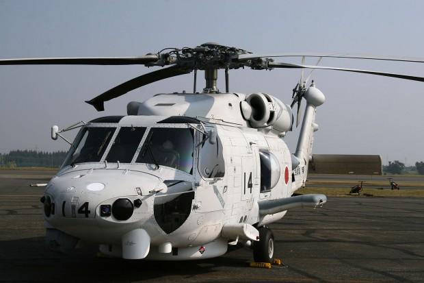 SH-60ヘリコプター無料写真素材028