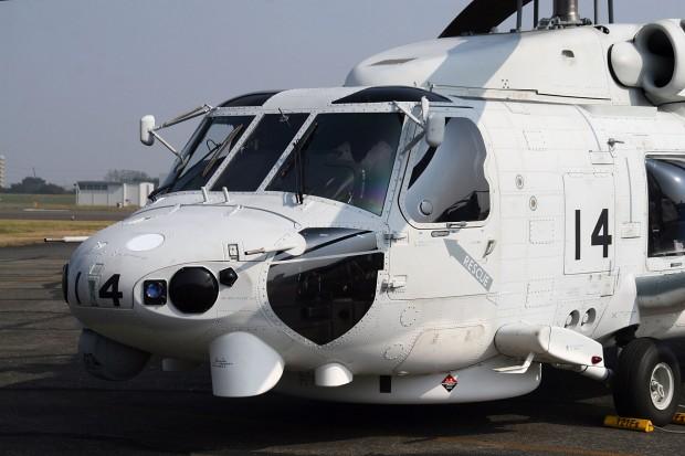 SH-60ヘリコプター無料写真素材029