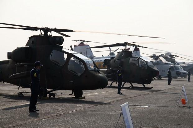 攻撃ヘリコプター無料写真素材037
