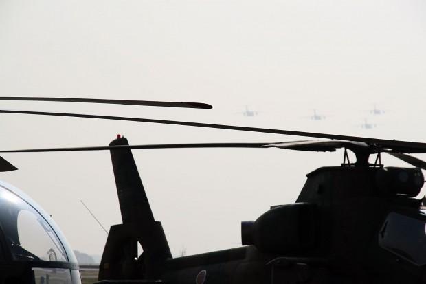 攻撃ヘリコプター無料写真素材038