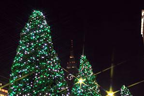 クリスマス(Xmas)イルミネーションサムネイル