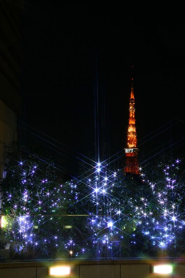 六本木ヒルズ(森タワー)クリスマス無料写真素材005