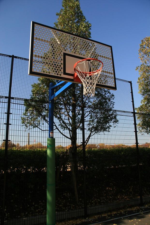 バスケットゴール無料写真素材005