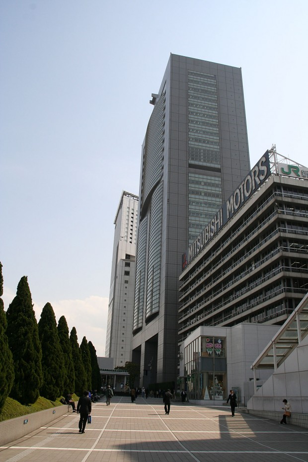 新宿南口(サザンテラス)フリー写真素材025