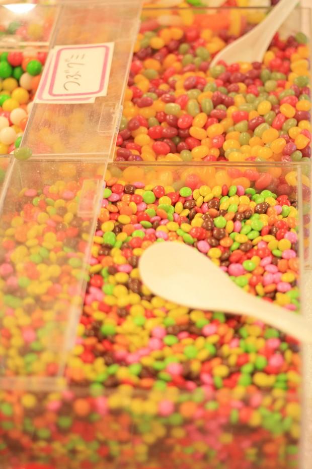 お菓子(チョコレート・グミ)フリー写真素材014
