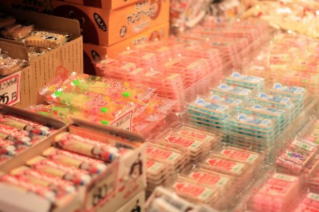 お菓子(駄菓子)フリー写真素材034