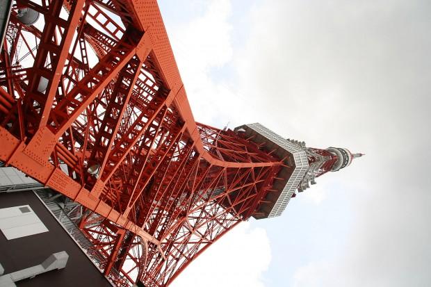 東京タワー(日本電波塔)無料写真素材005