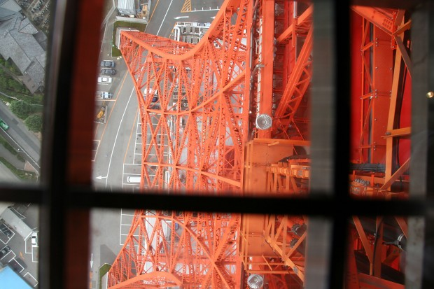 東京タワー(日本電波塔)無料写真素材007
