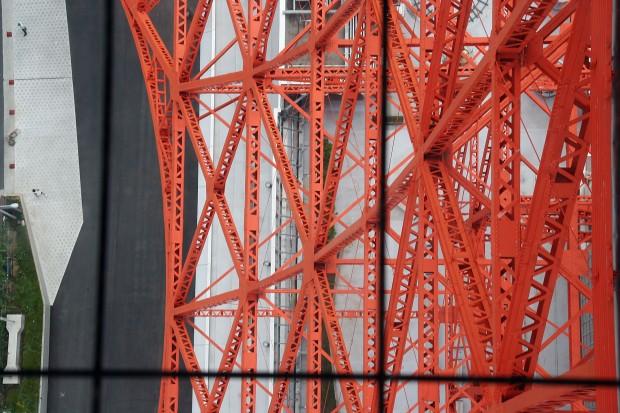 東京タワー(日本電波塔)無料写真素材009