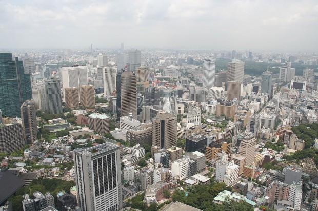 高層ビル風景、町並みの無料写真素材027