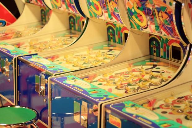 昭和のゲーム機、フリー写真素材004