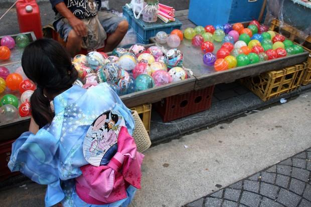 祭り(浴衣)フリー写真素材062