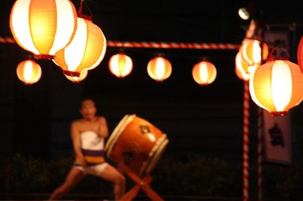 祭り(和太鼓)フリー写真素材079