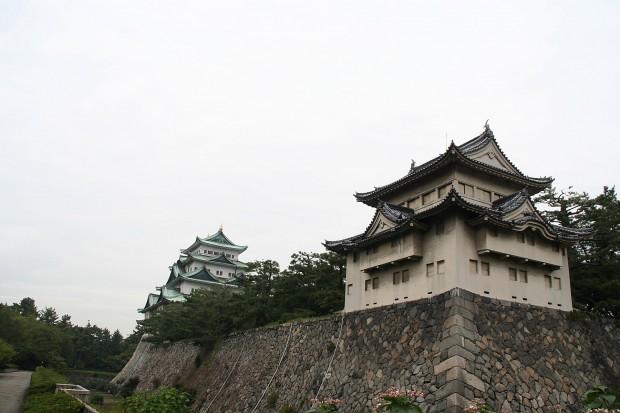 名古屋城フリー写真素材01