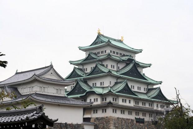 名古屋城フリー写真素材03