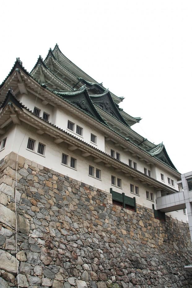 名古屋城フリー写真素材14