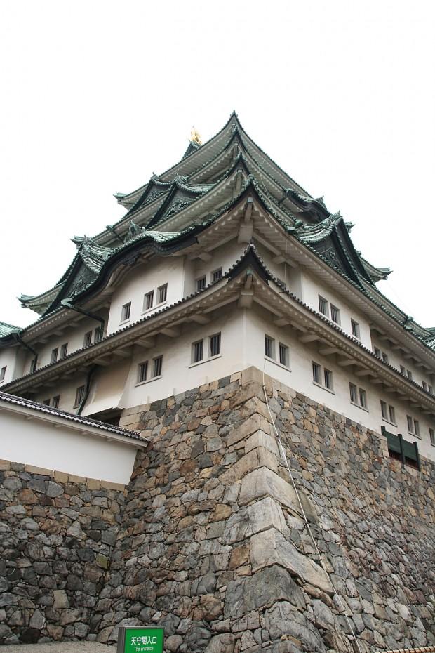 名古屋城フリー写真素材16