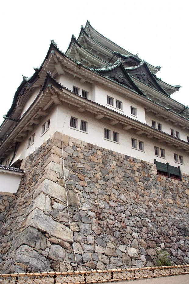 名古屋城フリー写真素材19
