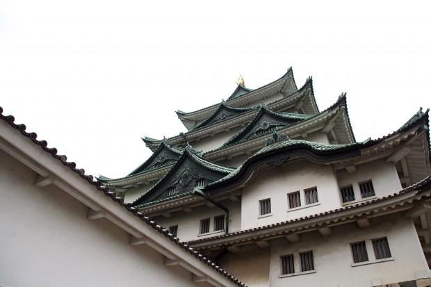 名古屋城フリー写真素材21