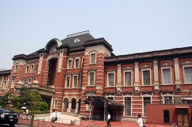 東京駅フリー写真素材11