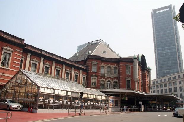 東京駅フリー写真素材14