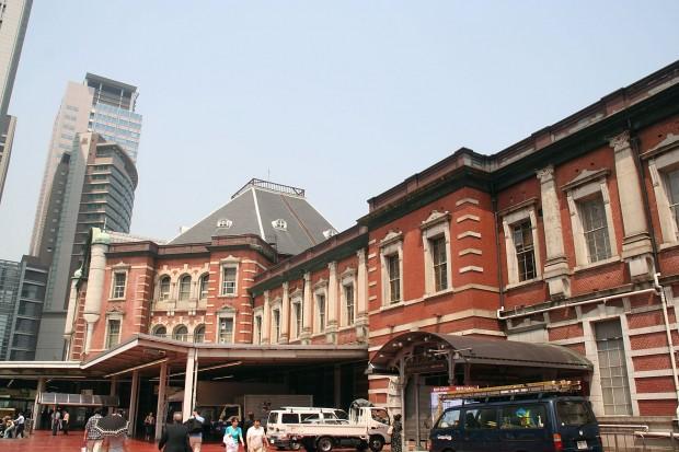 東京駅フリー写真素材28