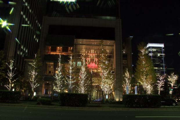 丸の内クリスマスイルミネーション003