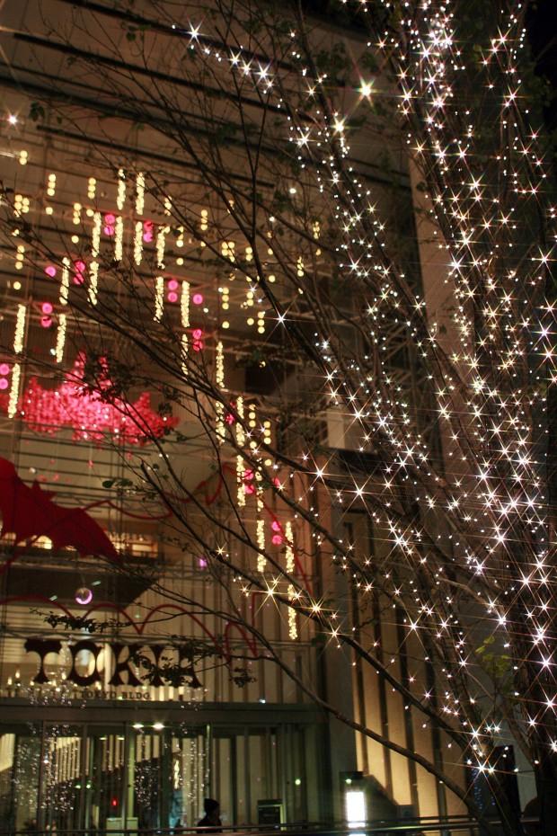 丸の内クリスマスイルミネーション011