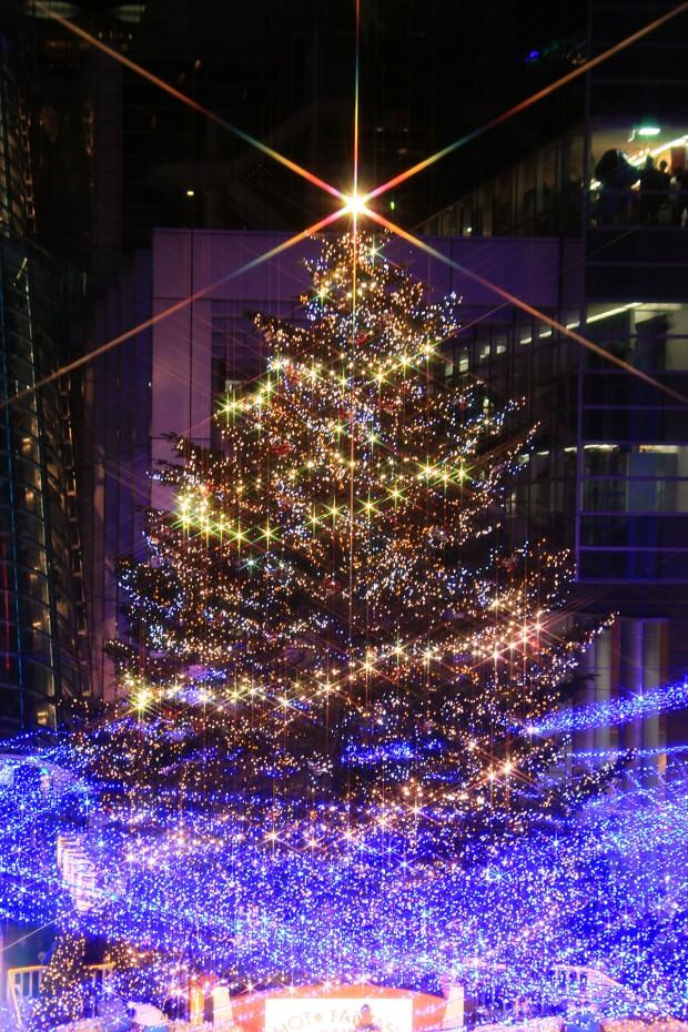お台場クリスマス(Xmas)イルミネーション064
