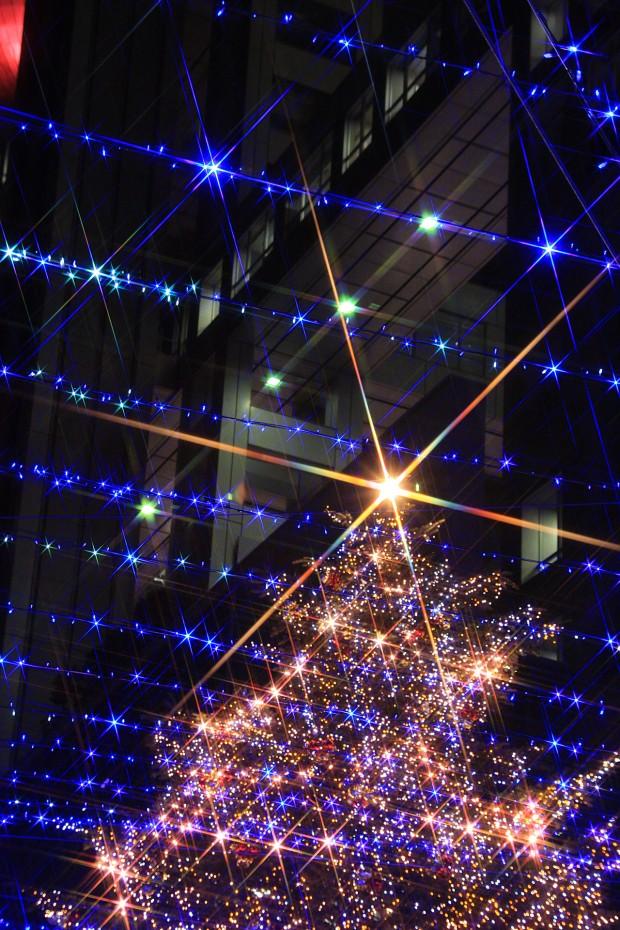 お台場クリスマス(Xmas)イルミネーション069