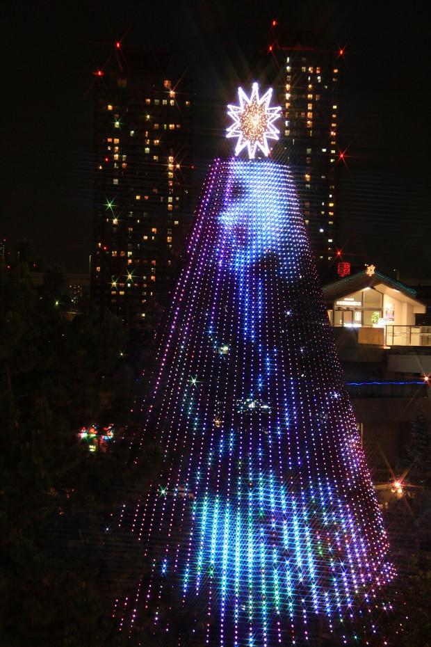 お台場クリスマス(Xmas)イルミネーション083