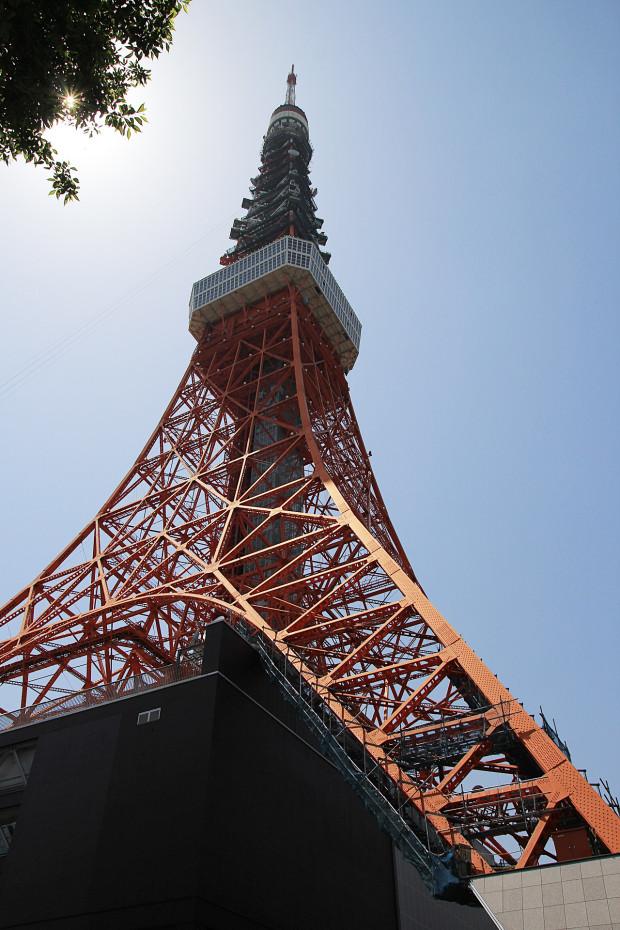 東京タワー(日本電波塔)019