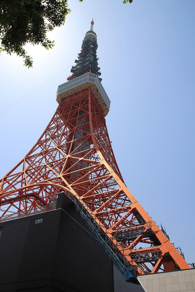東京タワー(日本電波塔)020