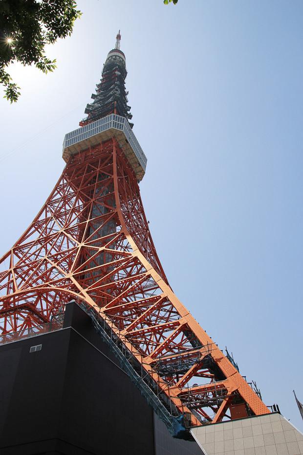 東京タワー(日本電波塔)021