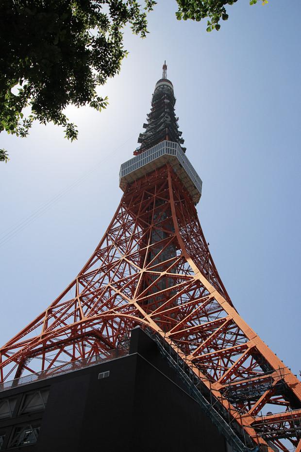 東京タワー(日本電波塔)022