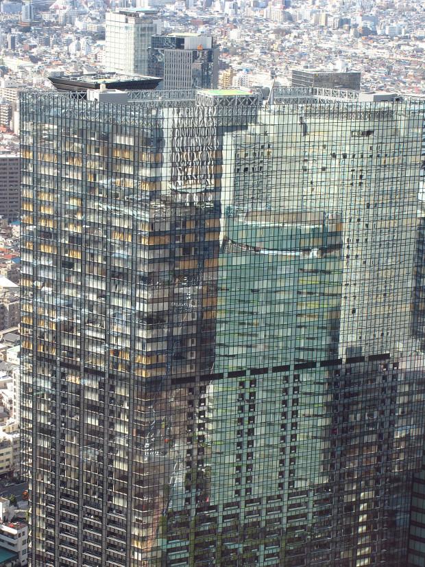 高層ビル風景、町並み045