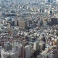 高層ビル町並み風景(新宿都庁)サムネイル