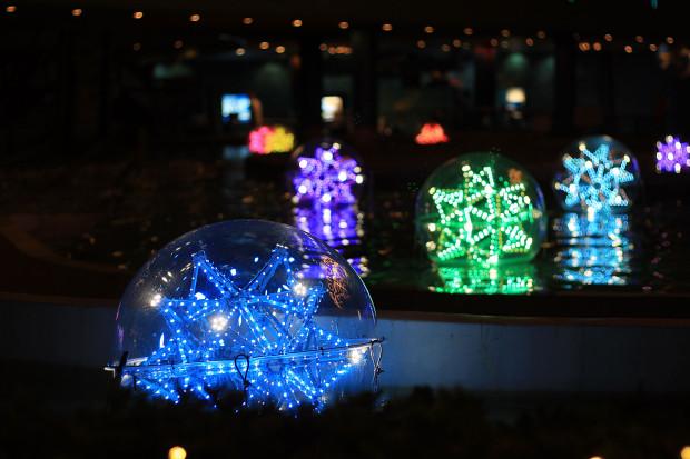 後楽園クリスマス(Xmas)イルミネーション129