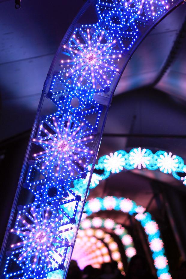 後楽園クリスマス(Xmas)イルミネーション135