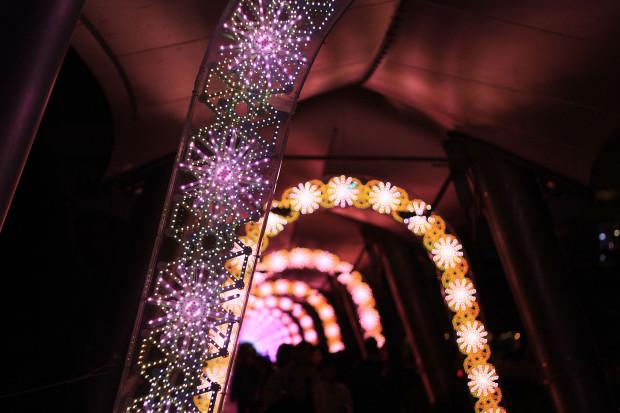 後楽園クリスマス(Xmas)イルミネーション136