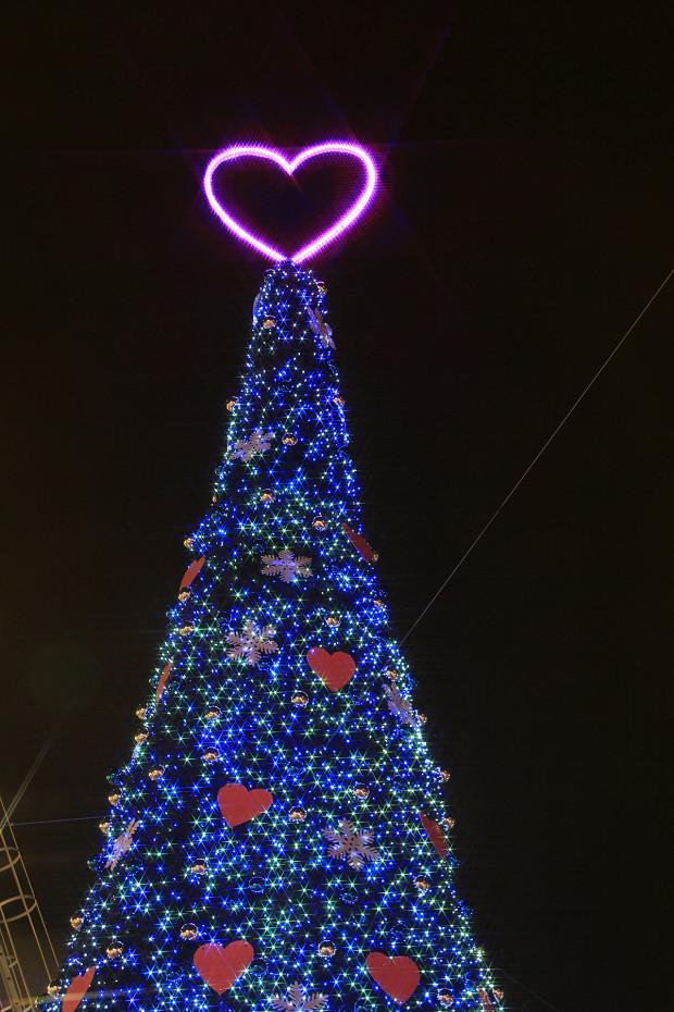 後楽園クリスマス(Xmas)イルミネーション140