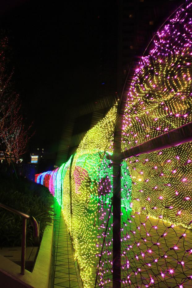 後楽園クリスマス(Xmas)イルミネーション141