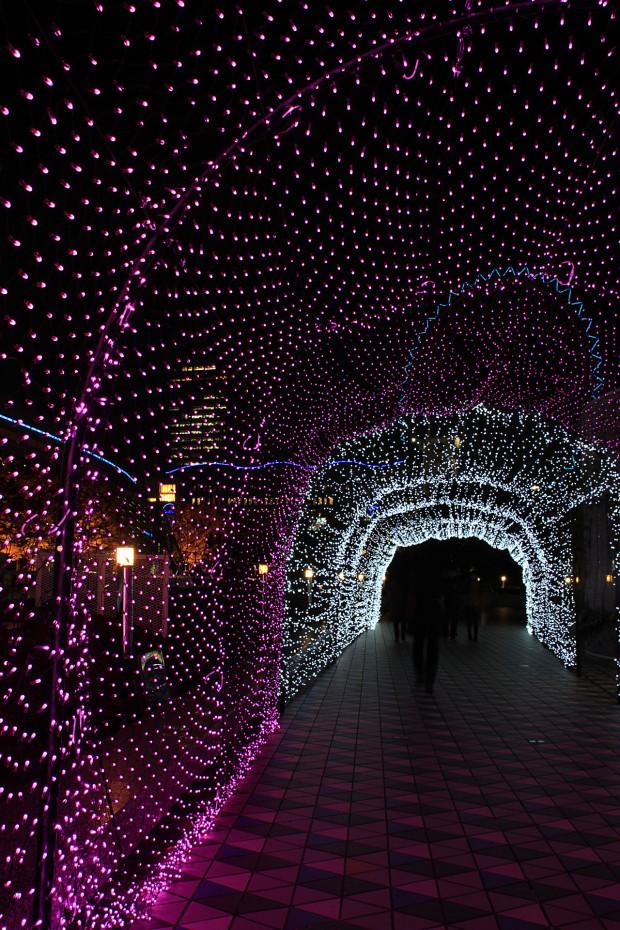 後楽園クリスマス(Xmas)イルミネーション144