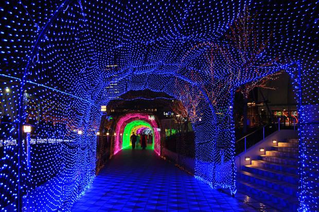 後楽園クリスマス(Xmas)イルミネーション148