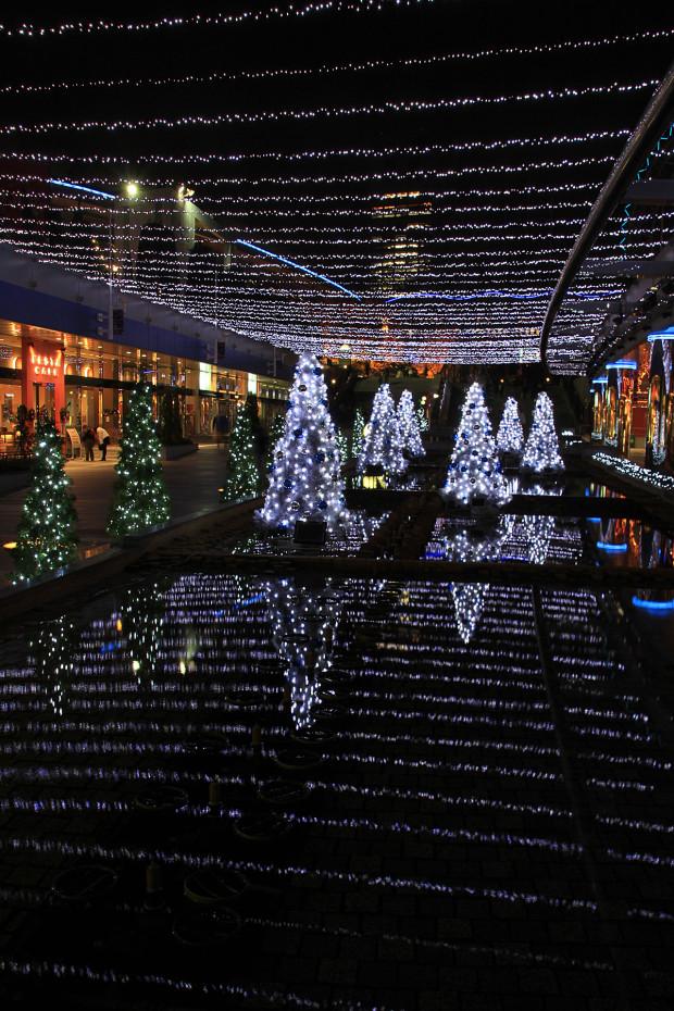 後楽園クリスマス(Xmas)イルミネーション153