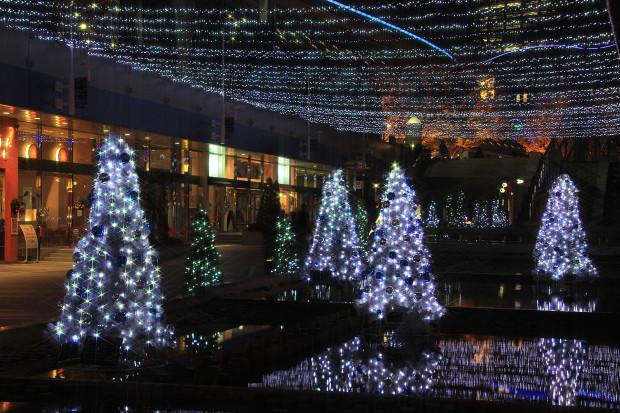 後楽園クリスマス(Xmas)イルミネーション157