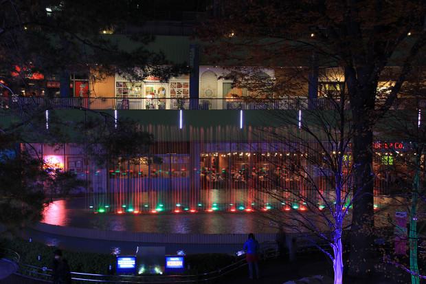 後楽園クリスマス(Xmas)イルミネーション173